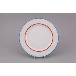 Набор тарелок мелких Сабина Фруктовые сады, 25 см, 6 шт. 02160125-2410 Leander
