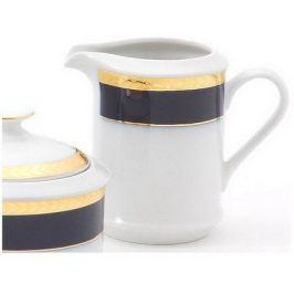 Молочник высокий Сабина Сине-золотая лента (0.2 л) 02110814-0767 Leander