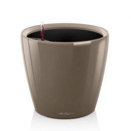 Кашпо Классико 35 LS, коричневый, с автополивом и съемным горшком 16065 Lechuza