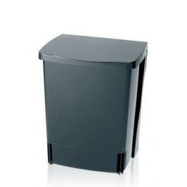 Ведро для мусора (10 л) встраиваемое, 32.8х25.2х21 см, черное 395246 Brabantia