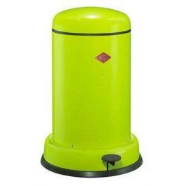 Ведро для мусора с педалью (15 л), 36.2х53.5 см, лайм (117544) 135331-20 Wesco
