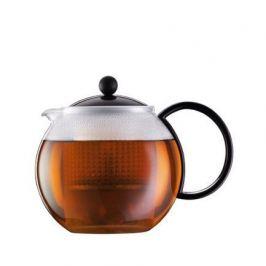 Чайник заварочный с прессом Assam 1 л. чёрный 1844-01 Bodum