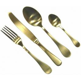 Набор столовых приборов Rocco Old Gold, на 6 персон, 35х26х4см 08930241600E16 Herdmar