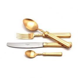 Набор столовых приборов Fontainebleau Gold (24 предмета на 6 персон) 9162 Cutipol