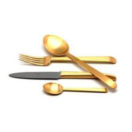 Набор столовых приборов ERGO GOLD, 24 пр. на 6 персон 9122 Cutipol