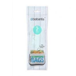 Пакеты для мусора биоразлагаемые S (10л), 10 шт. 419683 Brabantia