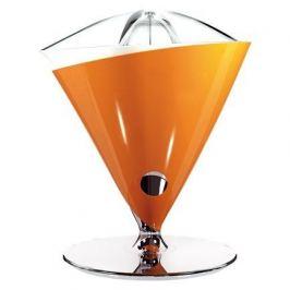Соковыжималка для цитрусовых Vita, оранжевая 55-VITACO Casa Bugatti
