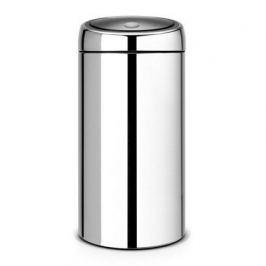 Мусорный бак TOUCH BIN (45 л), 37х75.5 см, стальной полированный 390821 Brabantia