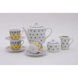 Сервиз чайный Сабина Лесные ягоды, 15 пр. 02160725-0317 Leander