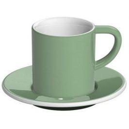 Кофейная пара Loveramics Bond (0.08 л), зеленая C098-42BMT/C098-43BMT Loveramics