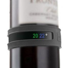Браслет-термометр для вина Snap Thermometer, серый 3630360 VacuVin