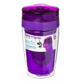 Кружка для чая To Go (370 мл), 8.5х15.6 см 21476 Sistema