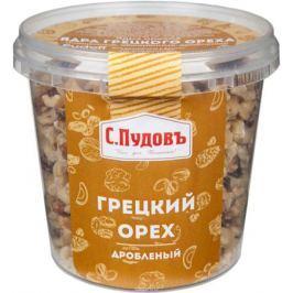 Пудовъ грецкий орех дробленый, 180 г