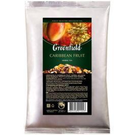 Greenfield Caribbean Fruit фруктовый листовой чай, 250 г