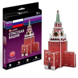 Cubic Fun S3035 Кубик фан Спасская башня (Россия)