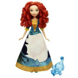 Hasbro Disney Princess B5301 Принцесса Мерида в юбке с проявляющимся принтом