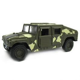 Welly 99192CM Велли Военный бронированный автомобиль