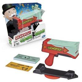 Hasbro Monopoly E3037 Настольная игра Монополия Деньги на воздух