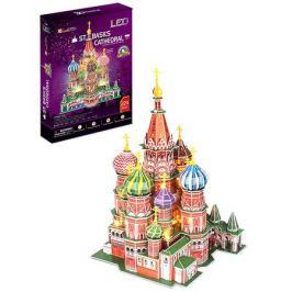 Cubic Fun L519h Кубик фан Собор Василия Блаженного с подсветкой (Россия)