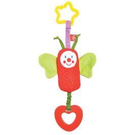 """Happy Baby 330351 Подвесная игрушка-колокольчик """"Бабочка"""""""