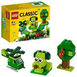 LEGO Classic 11007 Конструктор ЛЕГО Классик Зеленый набор для конструирования