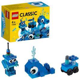 LEGO Classic 11006 Конструктор ЛЕГО Классик Синий набор для конструирования