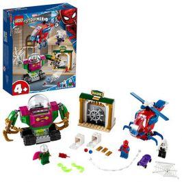 LEGO Super Heroes 76149 Конструктор ЛЕГО Супер Герои Угрозы Мистерио