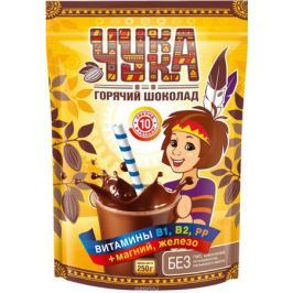 Чукка какао гранулированный, 250 г (пакет)
