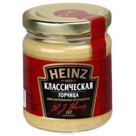 Heinz горчица Классическая, 185 г