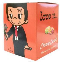 Love is Жевательные конфеты с жидким центром, 125 г