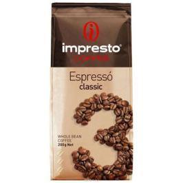 Impresto Espresso Classic кофе в зернах, 200 г