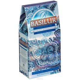 Basilur Frosty Afternoon черный листовой чай, 100 г