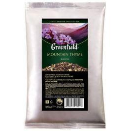 Greenfield Mountain Thyme черный листовой чай с чабрецом, 250 г