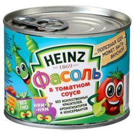 Heinz фасоль в томатном соусе, 200 г