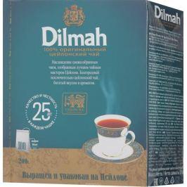Dilmah Цейлонский черный чай в пакетиках, 100 шт