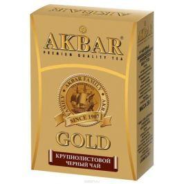 Akbar Gold чай черный крупнолистовой, 250 г