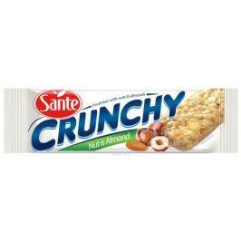 Sante Crunchy батончикмюслисорехами,35г
