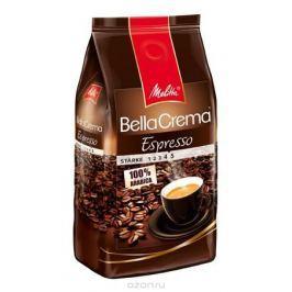 Melitta BellaCrema Espresso кофе в зернах, 1 кг