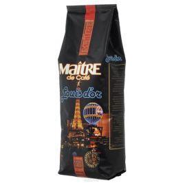 Maitre Луидор кофе в зернах, 1 кг