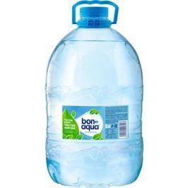 BonAqua Вода чистая питьевая негазированная, 5 л Вода