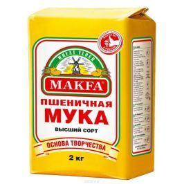 Makfa мука пшеничная, 2 кг