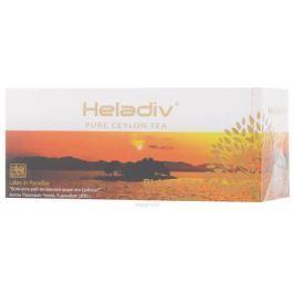 Heladiv Black Tea чай черный в пакетиках, 25 шт