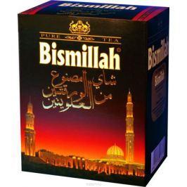 Bismillah Цейлонский OPA черный листовой чай, 100 г