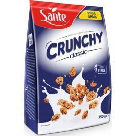 Sante Crunchy хрустящие овсяные хлопья классические, 350 г