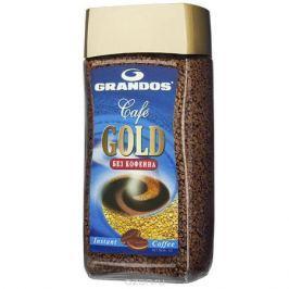 Grandos Gold Decaf кофе растворимый, 100 г