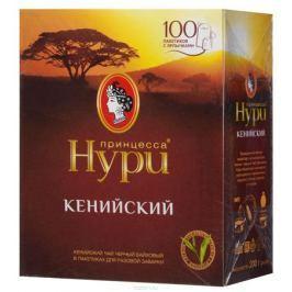Принцесса Нури Кенийский черный чай в пакетиках, 100 шт