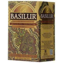 Basilur Golden Crescent черный чай в пакетиках, 20 шт