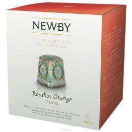 Newby Roiboos Orange травяной чай в пирамидках, 15 шт