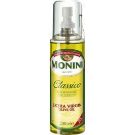 Monini масло оливковое Extra Virgin спрей, 200 мл