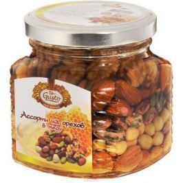 te Gusto Ассорти из орехов в меду, 300 г